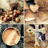 Olive Wood Holy Shop