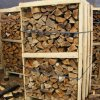 Kiln dried firewood hardwood from Bulgaria
