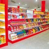Supermarket display racks manufacturers