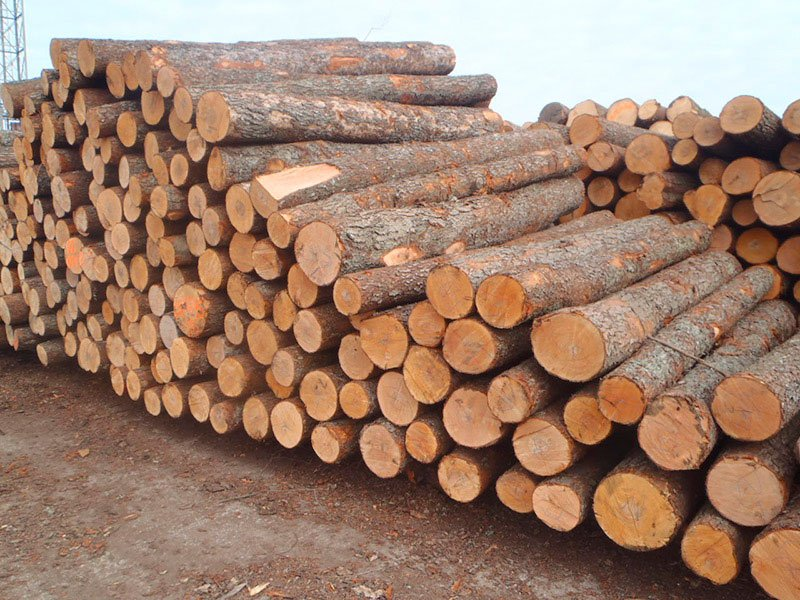 Offer spruce logs and lumber boards timber for sale wood for Wood decking boards for sale