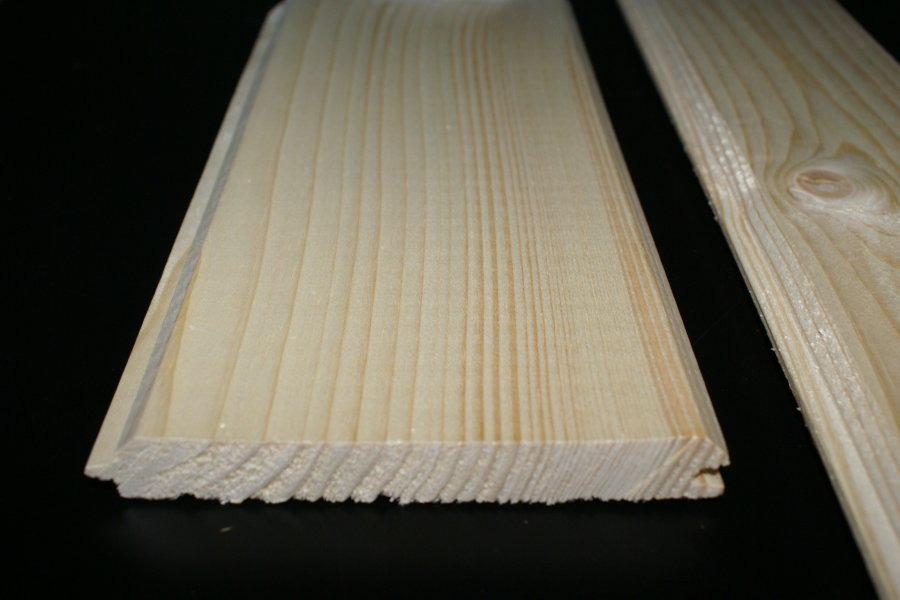 Offer spruce whitewood siding boards square beam or for How big is a square of siding