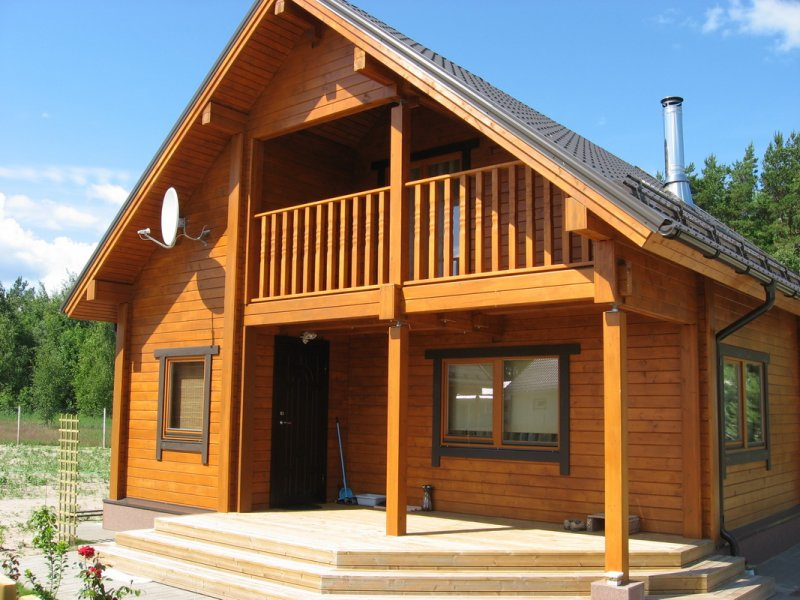 Offer Wooden Houses Wood Me Com